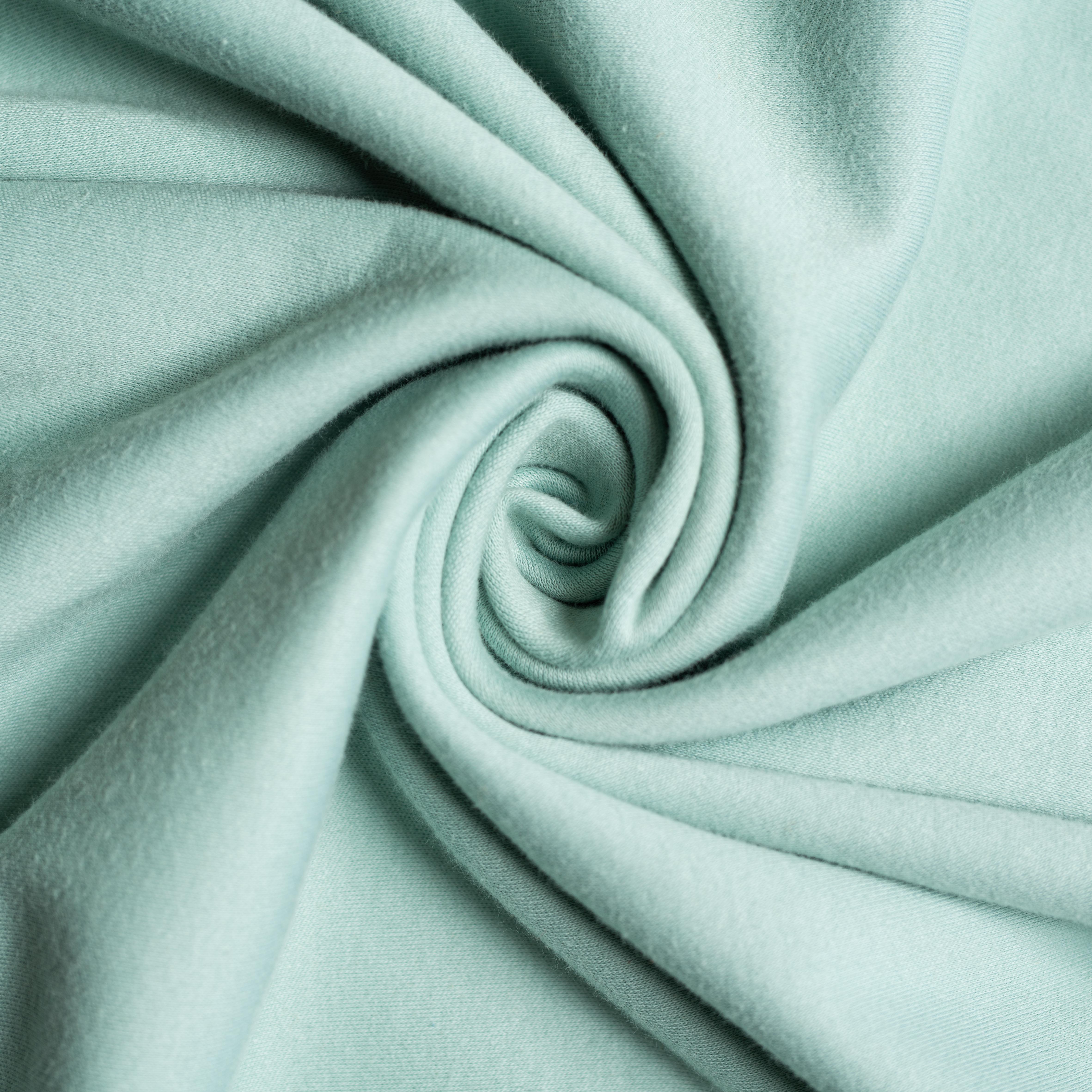 Mineral Solid Interlock Knit