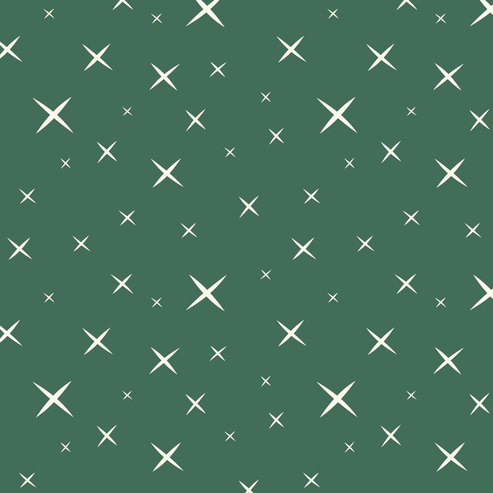 Hoshi Spruce 112″ Wide Back Poplin