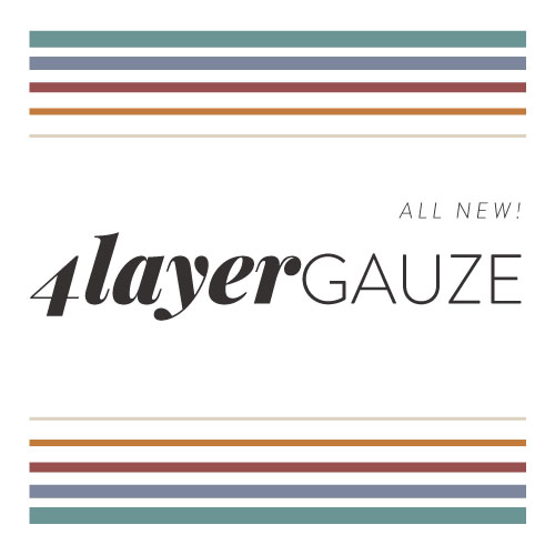 4 Layer Gauze Swatch Pack
