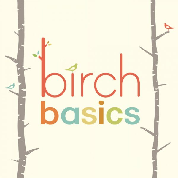 BIRCH BASICS POPLIN | CASE PACK | 9 TOTAL