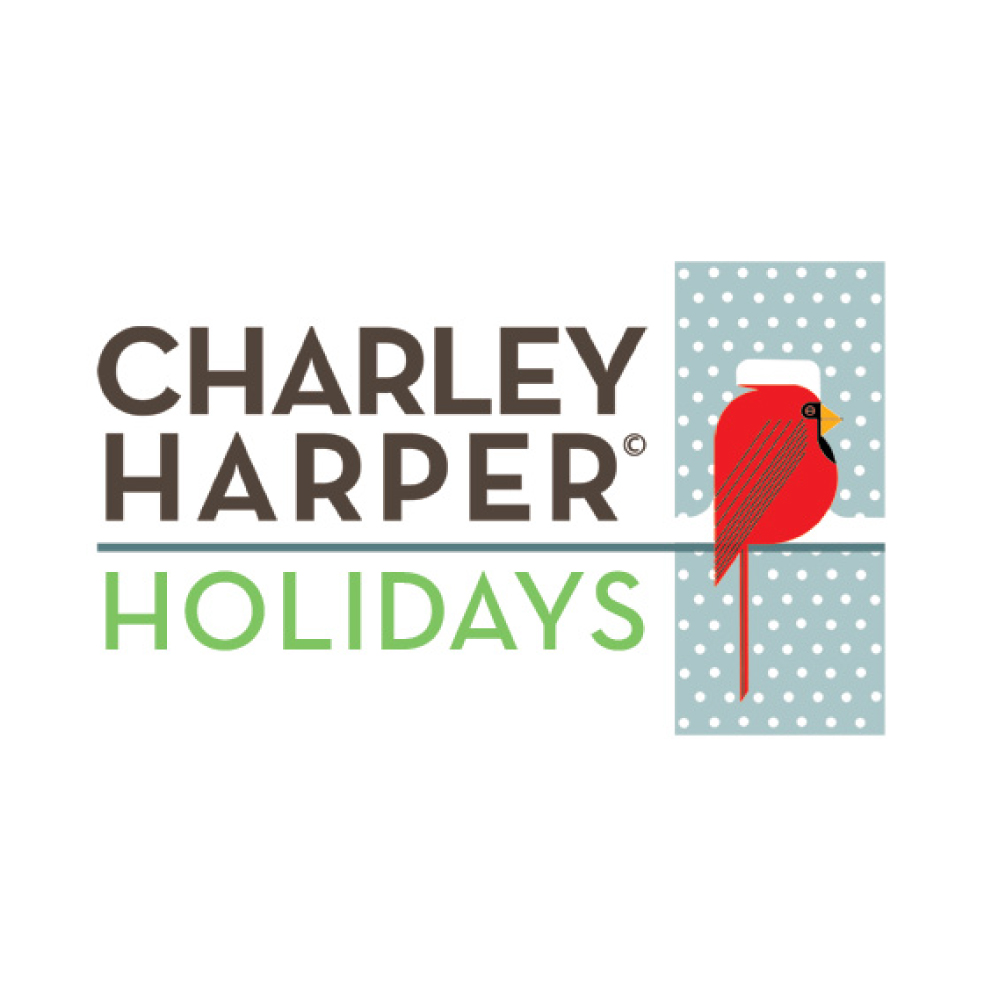 CHARLEY HARPER HOLIDAY CASE PACK, 9 TOTAL (DOES NOT INCLUDE CARDINAL STAGGER)