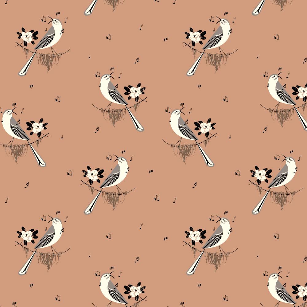 Songbird Poplin