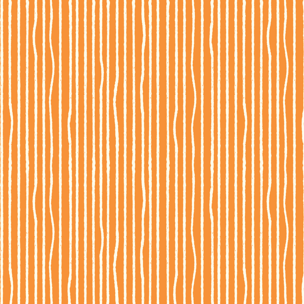 YARN STRIPE ORANGE