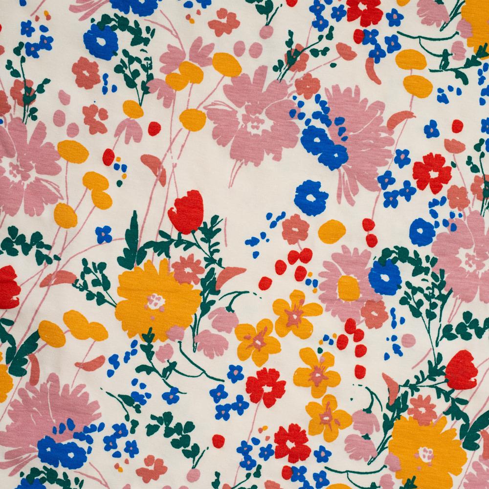 Flora Light Jersey Knit