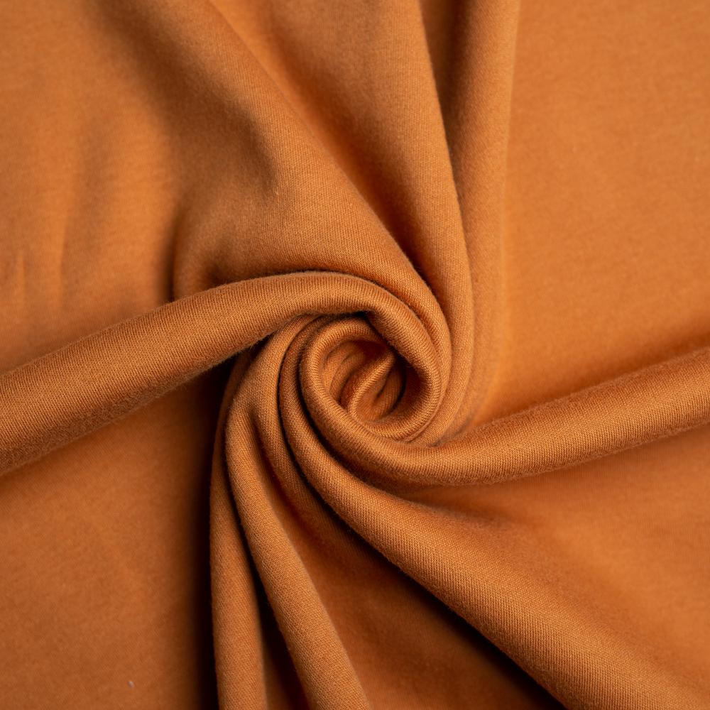 Spice Solid Interlock Knit