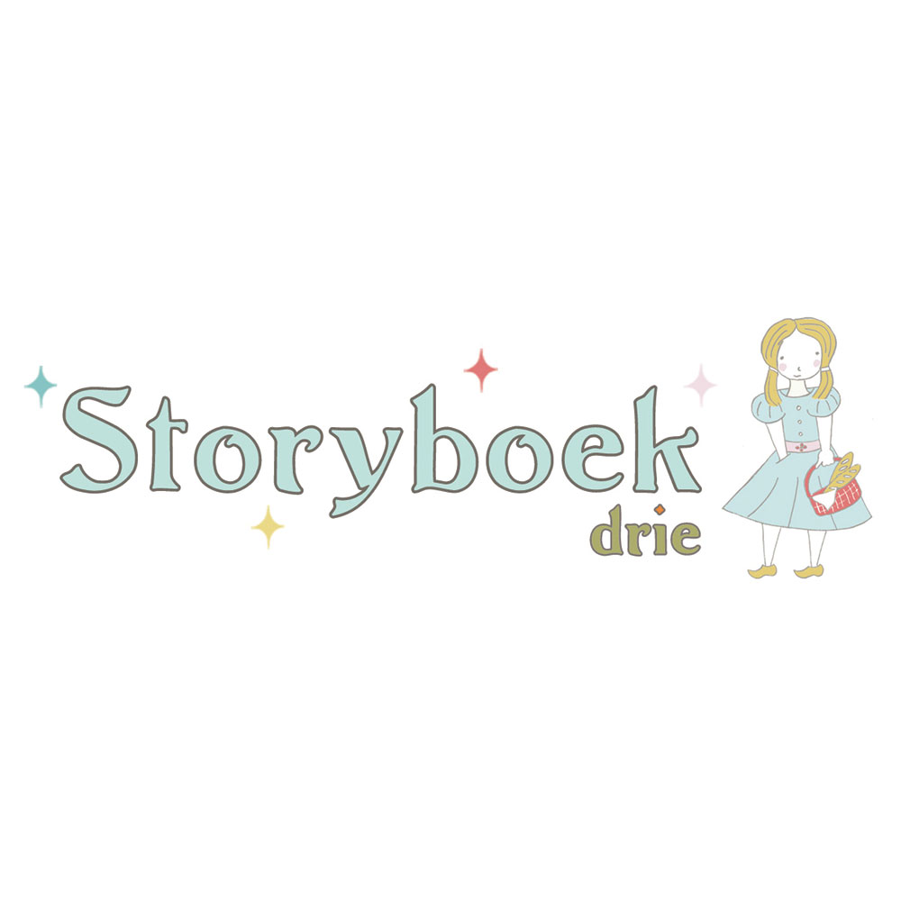 CASE PACK | STORYBOEK DRIE POPLIN | 10 TOTAL