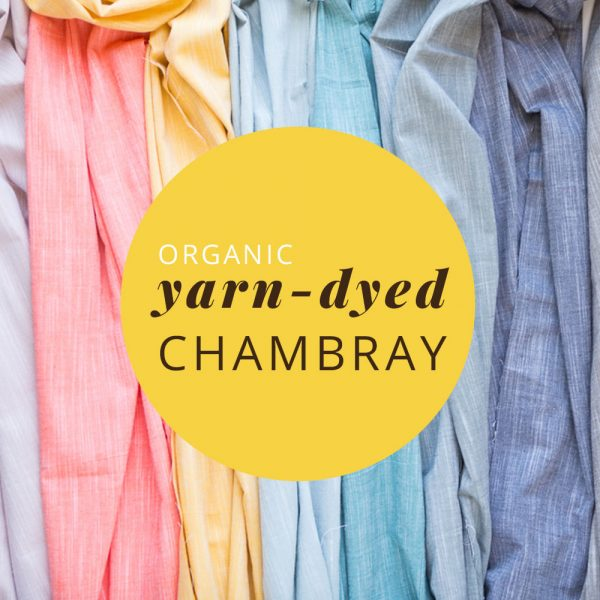 YARN-DIED CHAMBRAY | CASE PACK | 9 SKUS