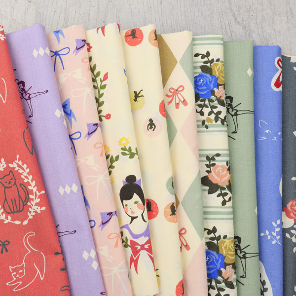 CASE PACK | PIROUETTE POPLIN | 10 TOTAL