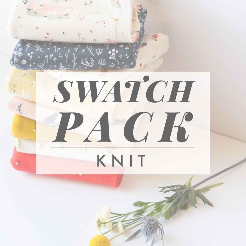 LITTLE KNIT SWATCH PACK