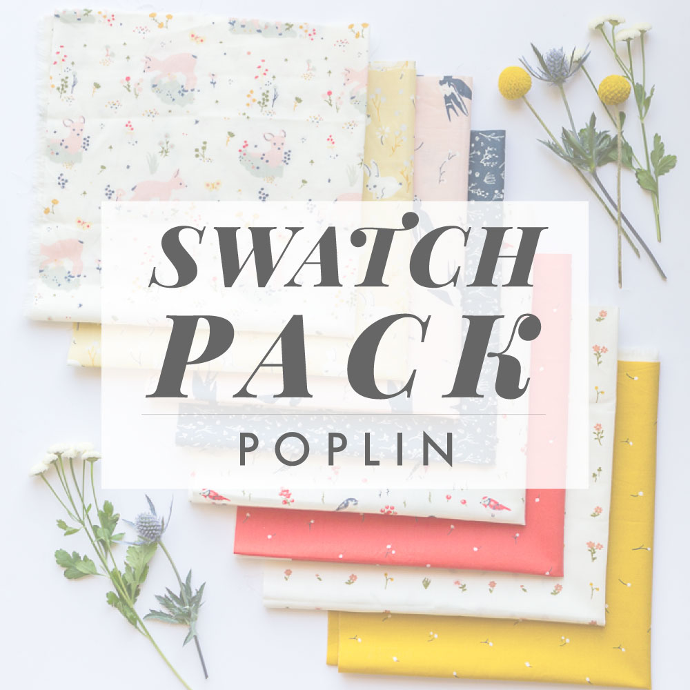 LITTLE POPLIN SWATCH PACK