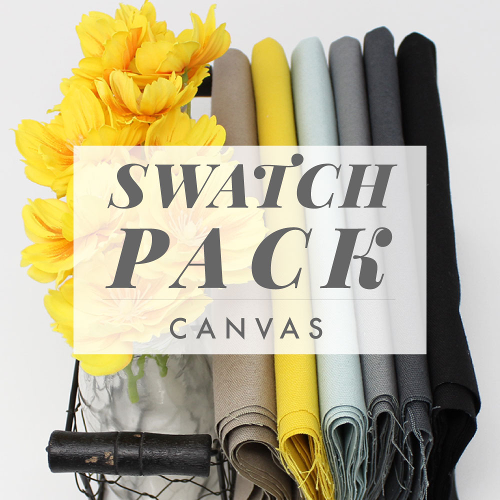 Solid Canvas Swatch Pack