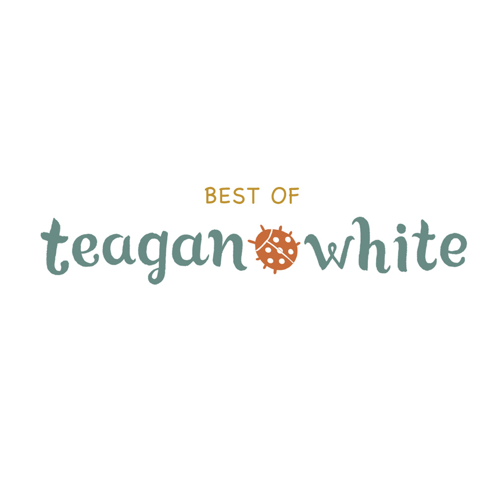 CASE PACK | BEST OF TEAGAN WHITE POPLIN | 12 TOTAL (NOVEMBER 2018)