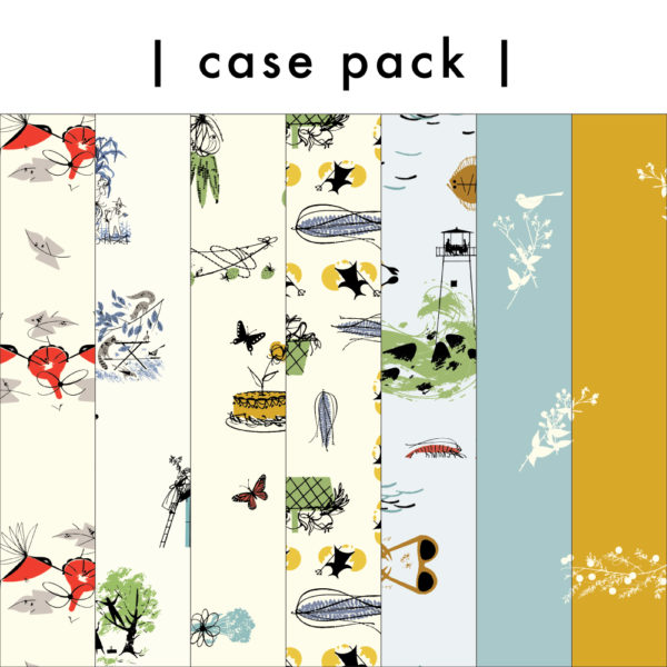 CHARLEY HARPER DINNER FOR TWO CASE PACK, 7 TOTAL