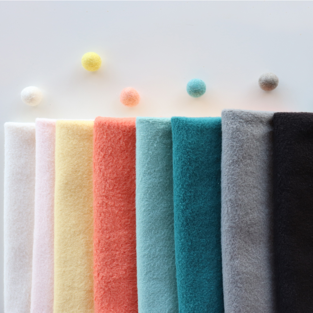 Fleece Swatch Pack of 8