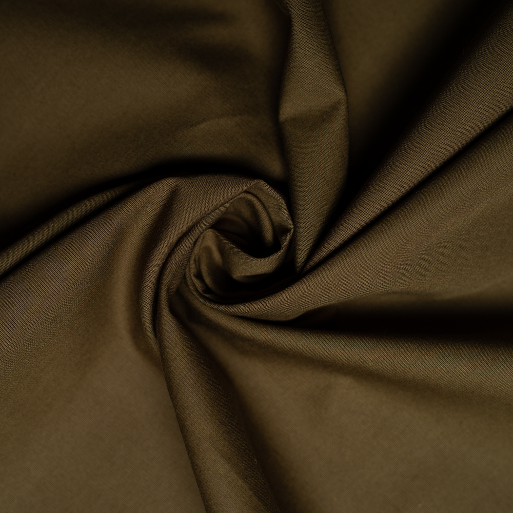 Timber Solid Poplin