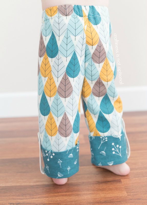 pj pants back by craftiness is not optional