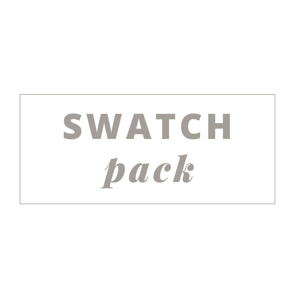 SWATCH PACK | SALT WATER CANVAS | 1 TOTAL