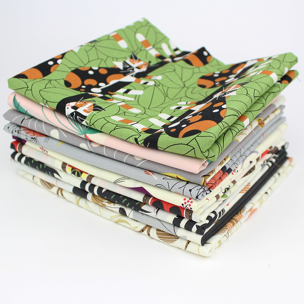 BACKYARD PRECUT FAT QUARTER BUNDLE