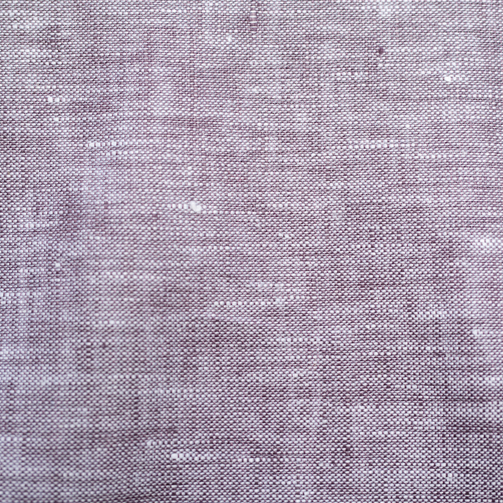 Raisin Yarn Dyed Linen