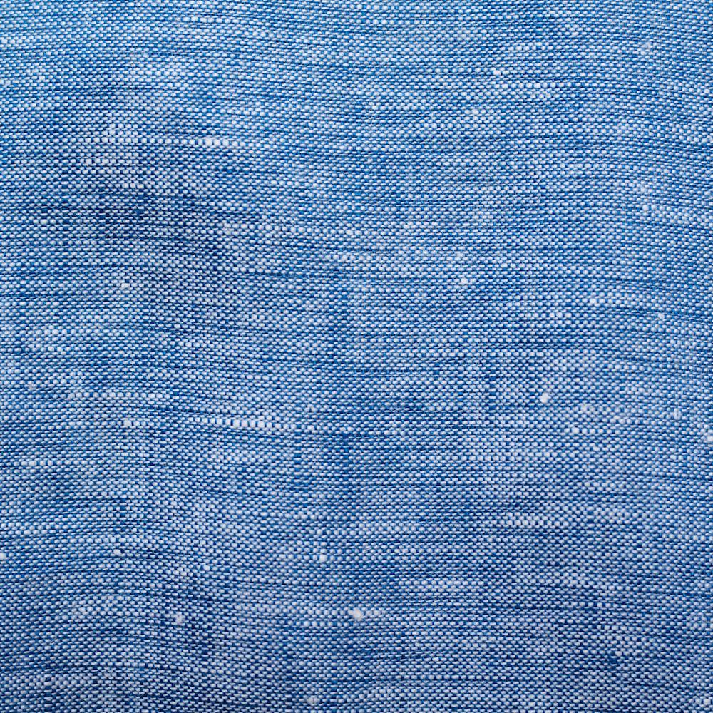 Azure Yarn Dyed Linen
