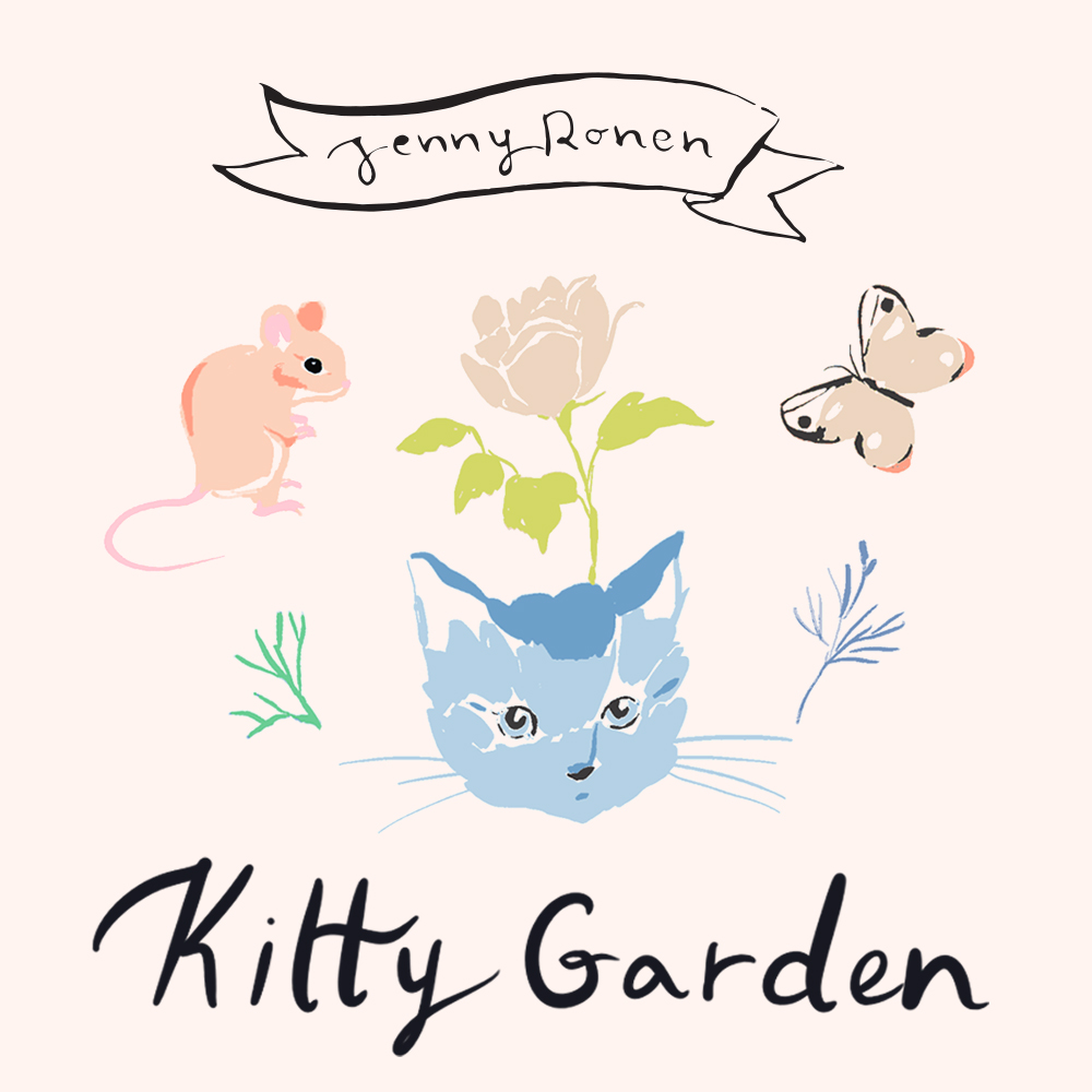 Kitty Garden Swatch Pack