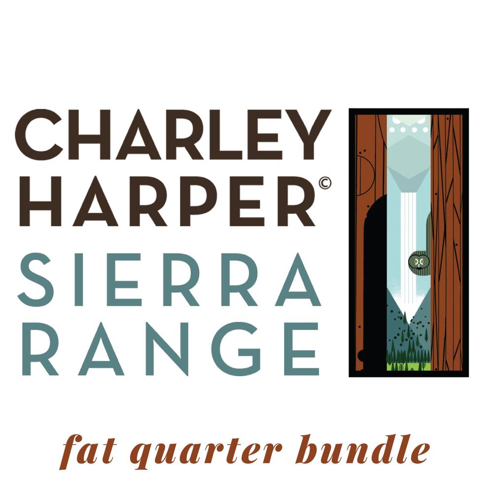 Charley Harper Sierra Range Fat Quarter Bundle