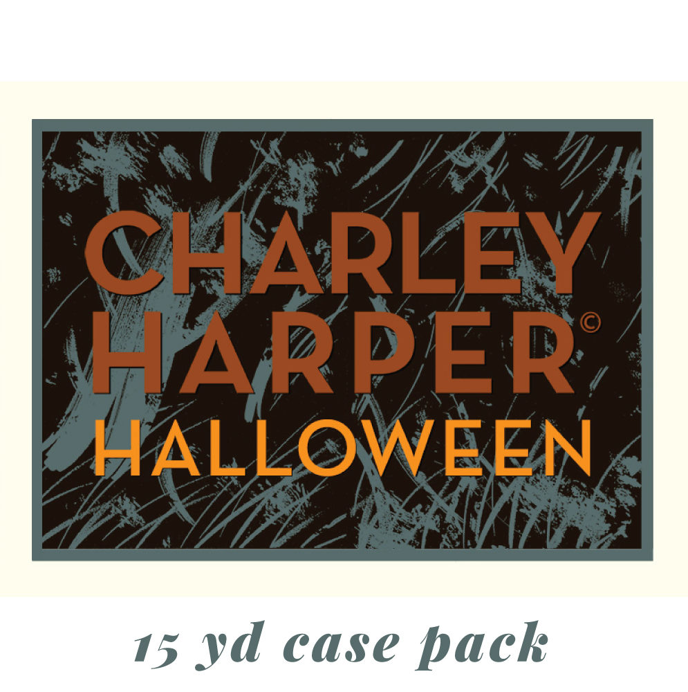 Charley Harper Halloween Case Pack, 15 yard bolts