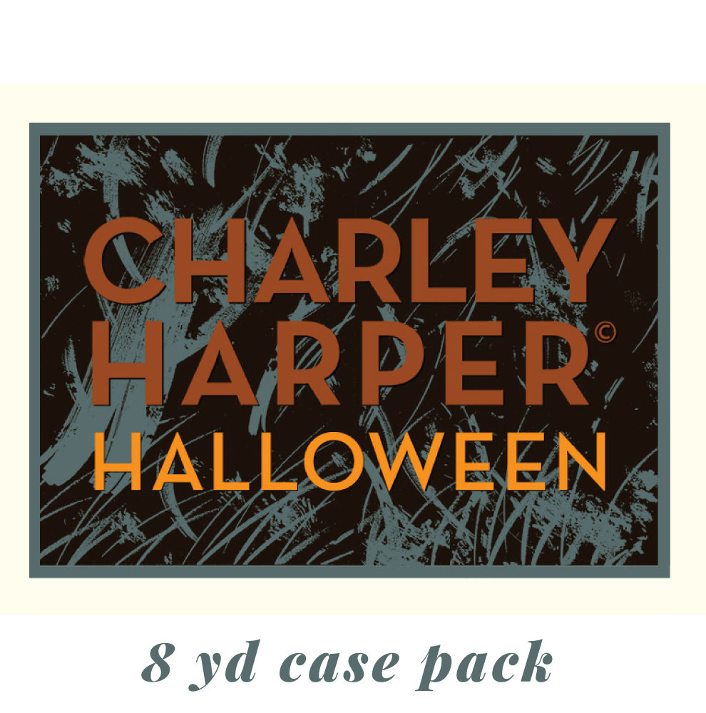 Charley Harper Halloween Case Pack, 8 yard bolts