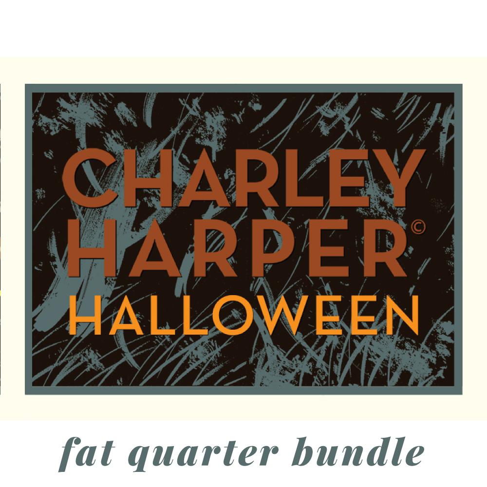 Charley Harper Halloween Fat Quarter Bundle