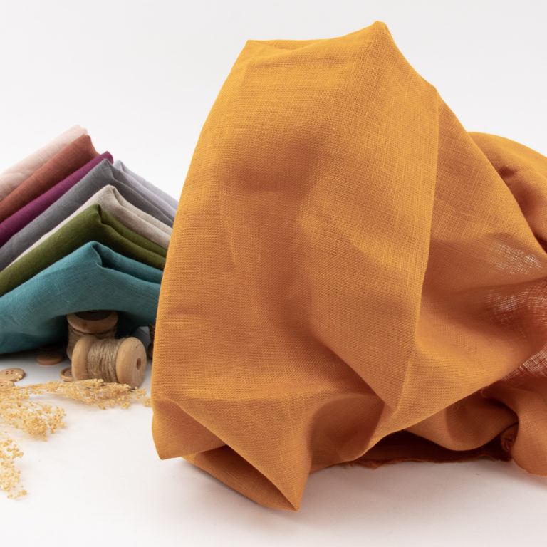 Yam Solid Linen
