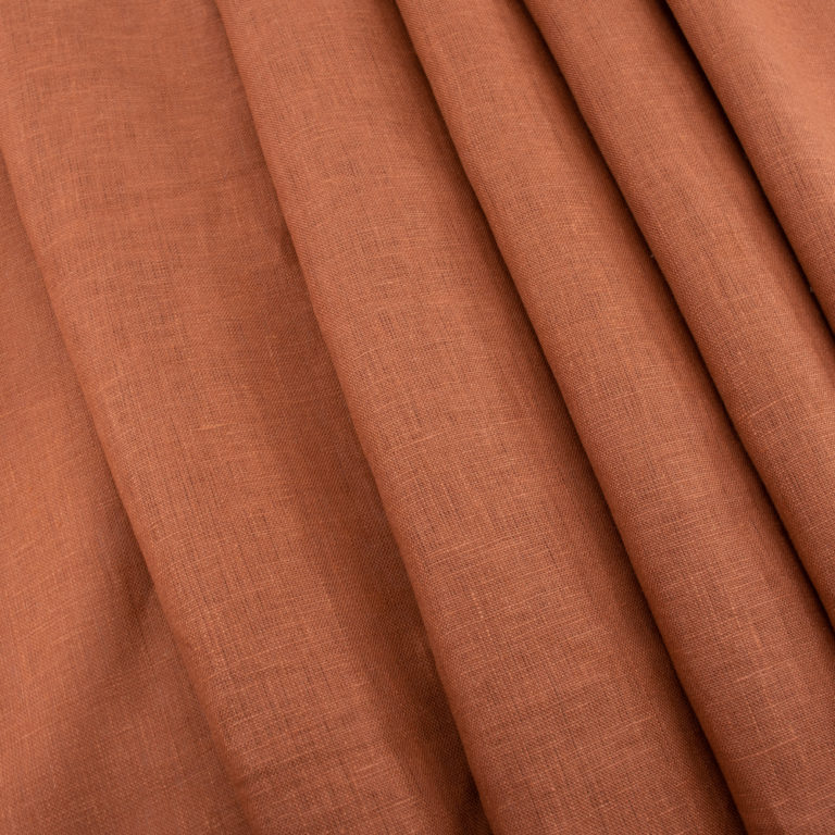 Apricot Brandy Solid LinenApricot Brandy Solid Linen