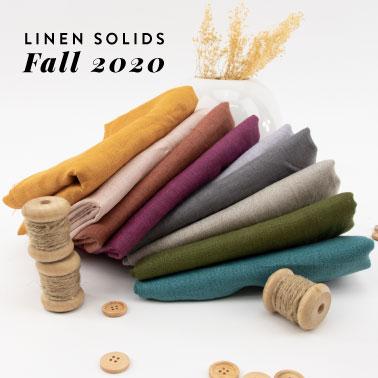 Solid Linen 2020